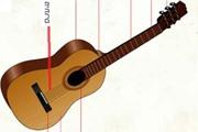 לימוד ניגון גיטרה